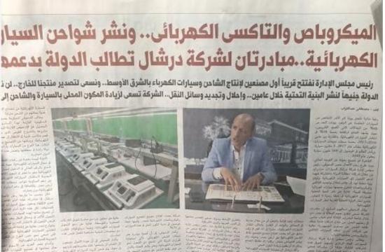 埃及报刊报道