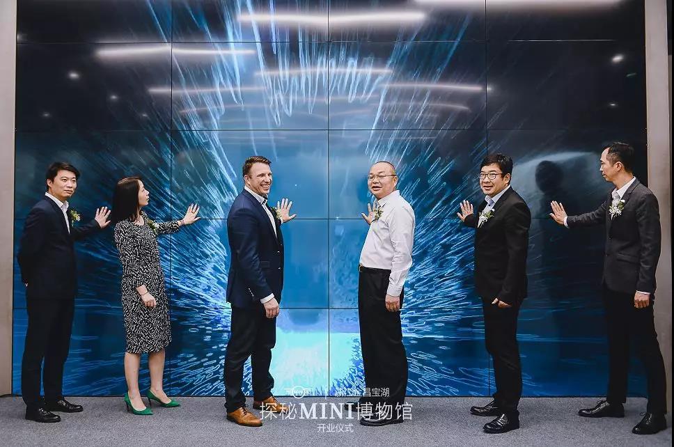 探秘MINI博物馆 浙江金昌宝湖4S店盛大开业