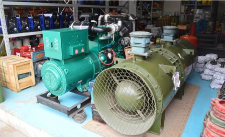 长征工矿南充南鑫机电城33栋5-13号公司3门市销售发电机组电动机