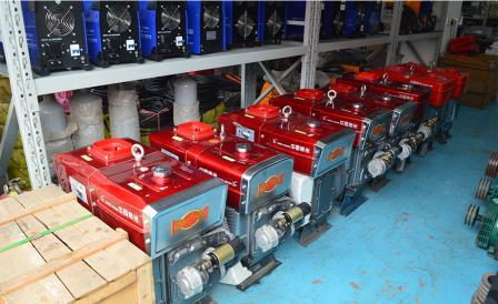 长征工矿南充南鑫机电城33栋5-13号公司4门市销售柴油机