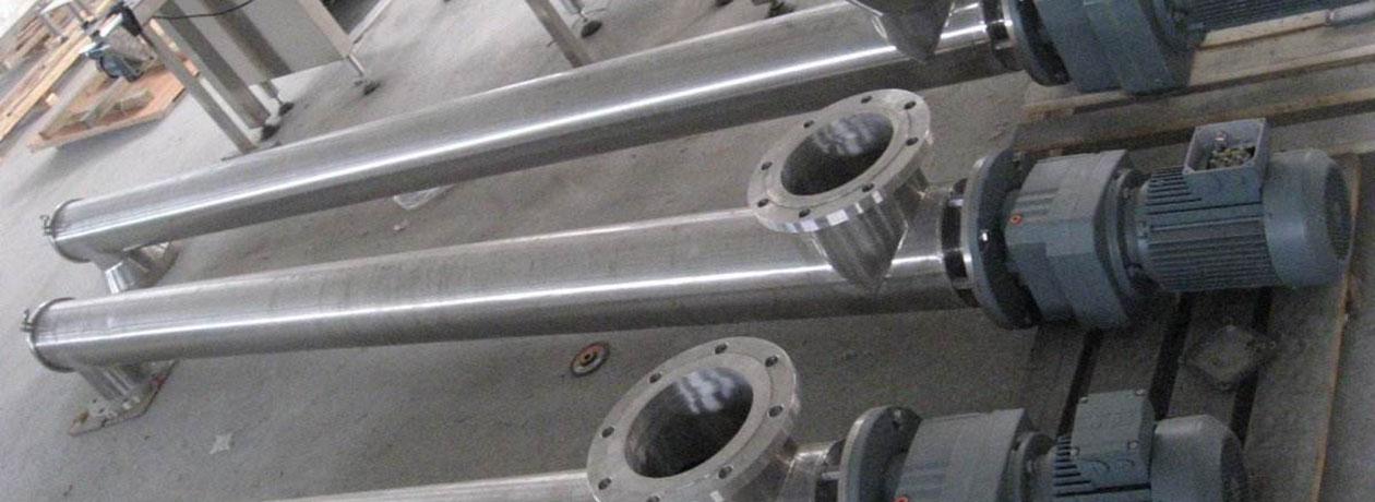 圆管式螺旋输送机