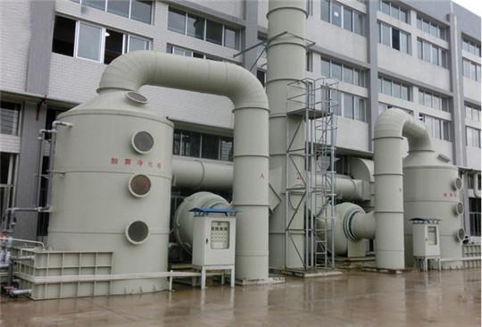废气治理装备