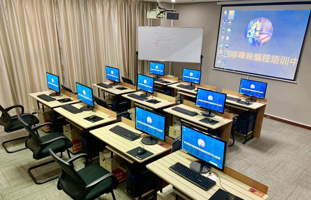 编程培训教室