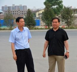 洛阳市农业农村局副局长史顺利到协会调研
