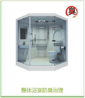 整体浴室防臭治理