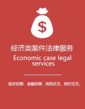 经济类案件法律服务