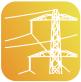 高压架空输电网络