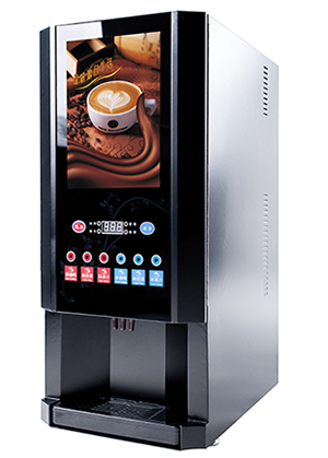 速溶咖啡机