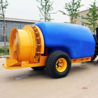 金原新款JY3WF-1500型牵引风送式果园打药机