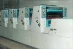 4色胶印机