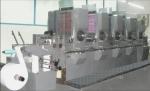岩崎间歇式印刷机