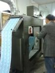 卷装丝印烘干机
