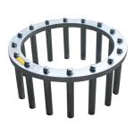 自密实混凝土J形环试验仪