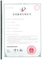 单面盐冻试验机专利证书