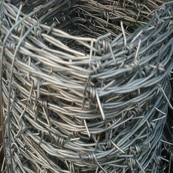 热镀锌刺绳