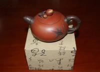 紫砂茶壶-0009