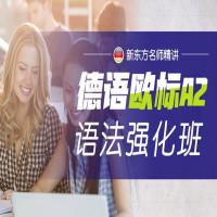 德语欧标A2语法强化班