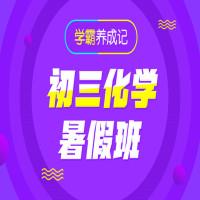 【学霸养成记】初三【化学】暑假班