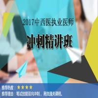 2017中西医结合执业医师冲刺精讲班