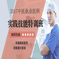 2017中医执业医师实践技能特训班