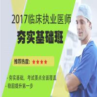 2017临床执业医师夯实基础班
