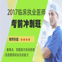 2017临床执业医师考前冲刺班