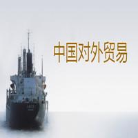 中国对外贸易串讲班