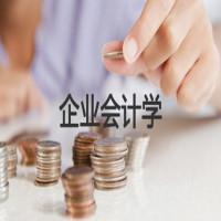 企业会计学基础学习班