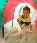 人造沙滩 幼儿园用石英砂