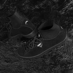 Black Rainbow x Puma Clyde Sock 都市忍者系列襪套中幫板鞋