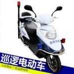 电动巡逻摩托车