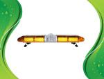 CFS0347工程车抢险警灯_车顶LED黄色爆闪长排警示灯