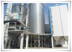 500噸原糧儲備罐
