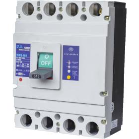 1SM1L系列帶剩余電流保護塑殼式斷路器