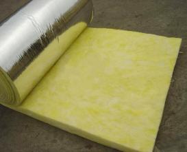 防水玻璃棉卷毡
