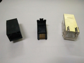 RJ45 1.3英寸 结构件