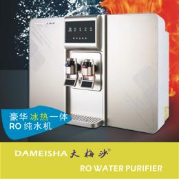 温热冰一体100G RO纯水机