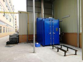 CX100燃气热洁炉