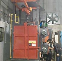 Q37系列吊钩式抛丸清理机