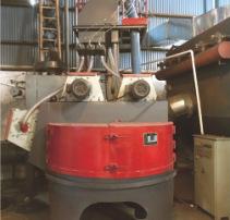 Q35系列转台式抛丸清理机