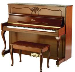 艾塞克斯立式钢琴-EUP123CL
