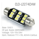 CLD-L2274CHW Canbus