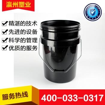 铁手提塑料桶 机油塑料桶 河北瀛州塑料桶
