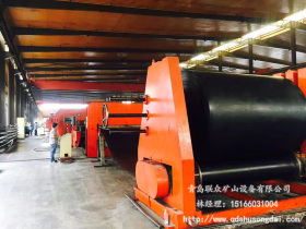 煤矿运输用阻燃耐高温钢丝绳输送带