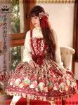雀戏琉璃系列Lolita