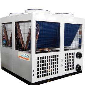 西莱克超低温空气源热泵供暖机组