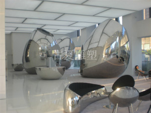 酒店装置艺术家具雕塑