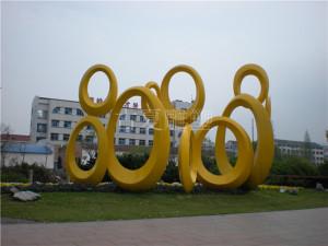 温岭城市广场雕塑