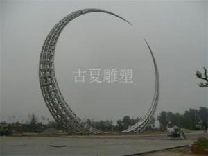 无锡城市广场雕塑