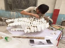 上海古夏雕塑工匠真实感就有箭射向了自己言